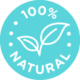 Ace Drops All Natural Premium CBD 100% Natural Certified Badge